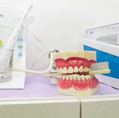 Zahnärzte Datteln - Gebiss - Praxis